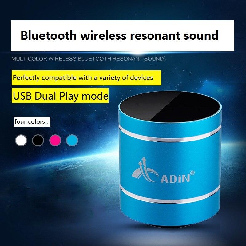 Vruće! ADIN metalni Bluetooth zvučnik 10W mini zvučnik za - Prijenosni audio i video - Foto 6