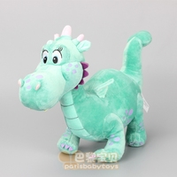 Crackle Dragon Plush Baby Toy,35CM Cute Stuffed Animals Kids Christmas Gift Soft Toys For Children