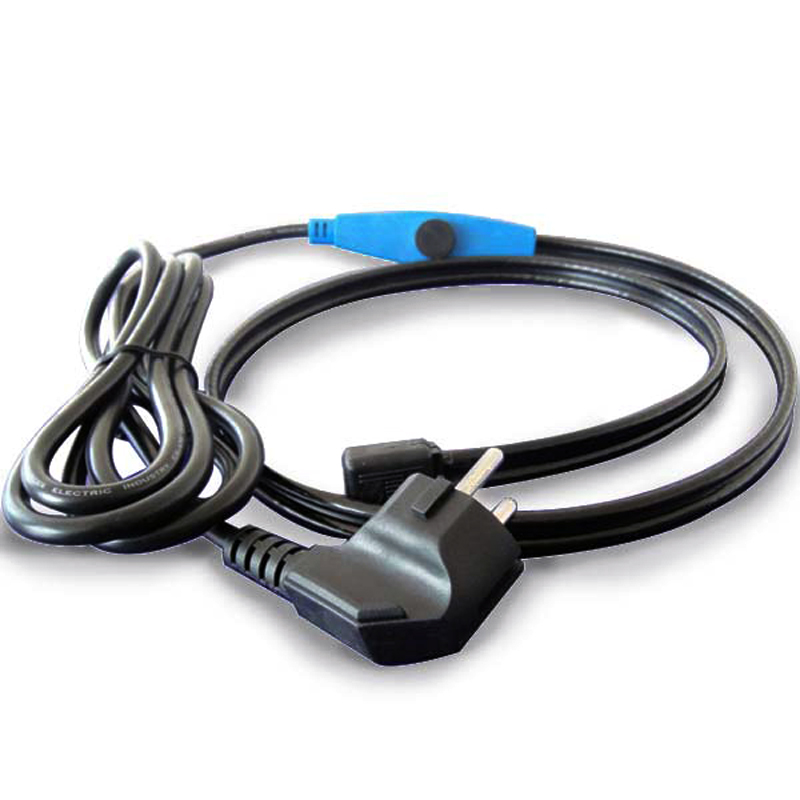 Heating Cord For Pipes : V w new trendy smart anti frost heating cable for
