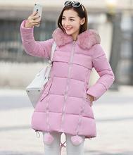 Warme Mutterschaft Mantel Mode Winter mit Kapuze Daunen Parka lange Outwear Kleidung Schwangerschaft Frauen Winter dicke warme Kleidung