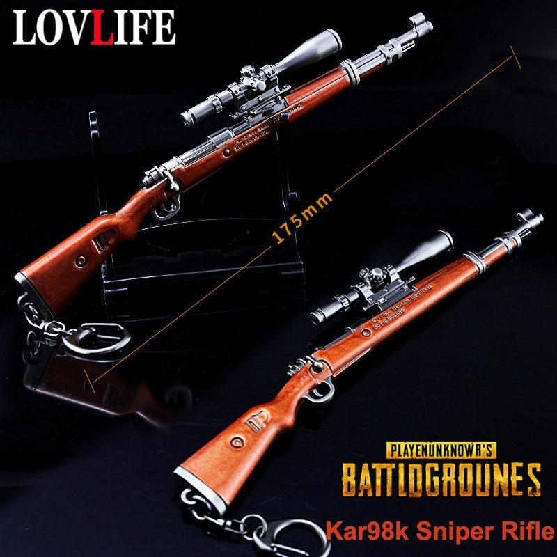 kar98k sniper rifle weapon model (7)