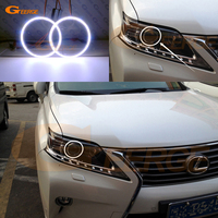 For LEXUS RX350 RX450H RX270 2013 2014 2015 Excellent Ultra bright illumination COB led angel eyes kit