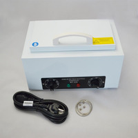 ACTOCLAVE DRY HEAT STERILIZER DENTAL USE CONVENIENT FOR CUSTOMERS W GLASSES
