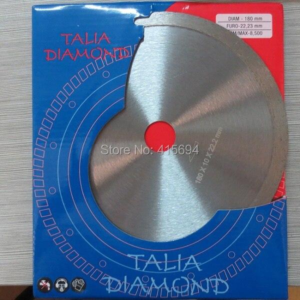 180mm 7 Gl Tile Cutting Blade Circulare Saw Circular Diamond For