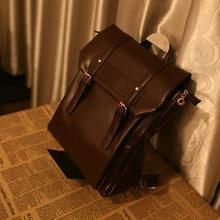 Рюкзак новый джокер Корейский простой элегантный дизайн рюкзак японский и корейский стиль старинные Crossbody сумка из искусственной кожи школьная сумка