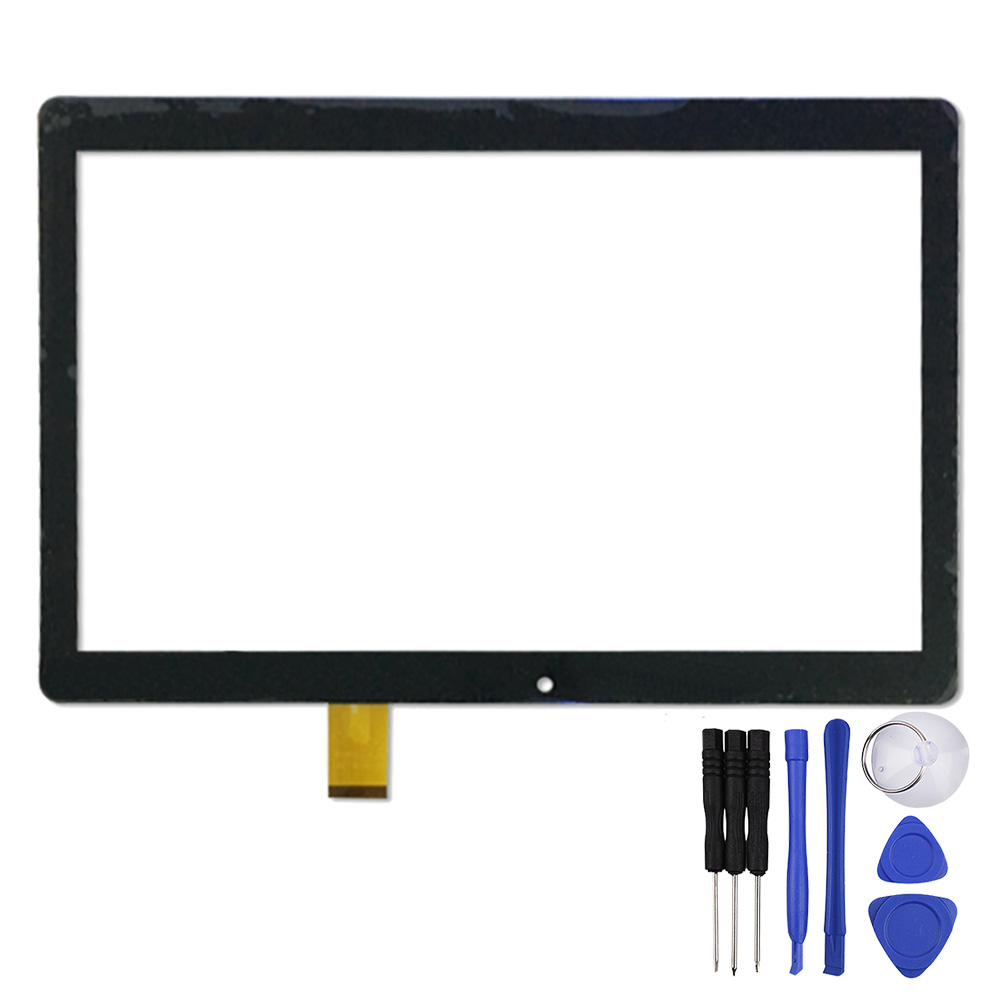все цены на 10.1inch Touch Screen for  Plane 1601 3G PS1060MG Tablet PC Black Panel Digitizer Sensor Replacement Free Shipping онлайн