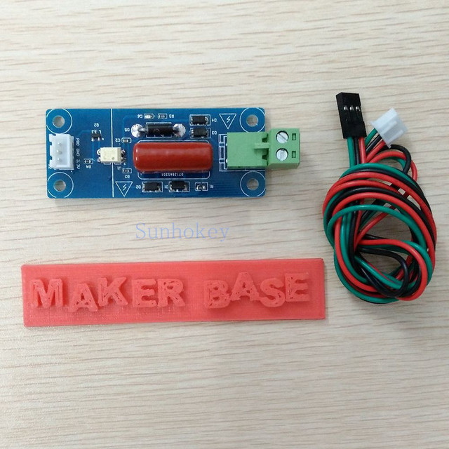 3D printer Parts MKS DET outage Detection module work with MKS TFT LCD perfect power continue printing