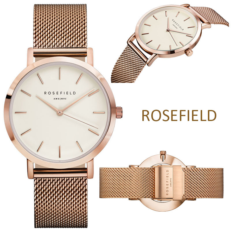 2017 Hot New Famous Brand Silver Casual Quartz Watch Women Men Metal Mesh Stainless Steel Dress