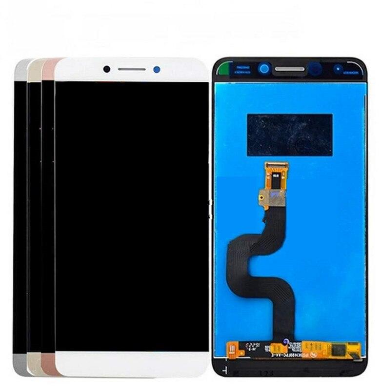 Para Letv 2X620X526X528X520 pantalla LCD + pantalla táctil digitalizador de reemplazo de teléfono celular la Asamblea para Letv max X900