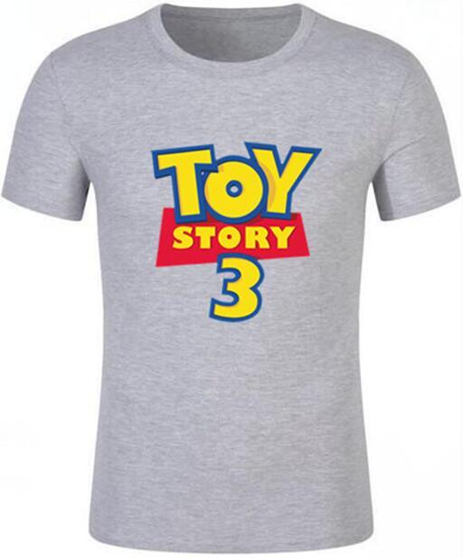 068ef2f1f265f4 TOY Story 3 Printed t shirt women short sleeve cotton t shirt summer t shirt  for women 2017 pls 3xl