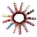 lovely Dot contraction of multifunction nylon hair brush foundation brush blush brush mini travel Beauty tools random color A2