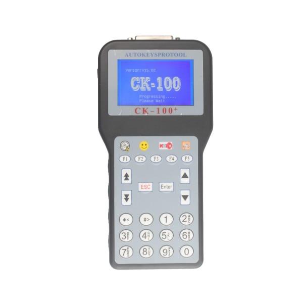 Auto Key Programmer CK100 No Tokens Limited CK-100 Car Key Maker V99.99 Latest Generation of SBB CK 100 With 7 Language