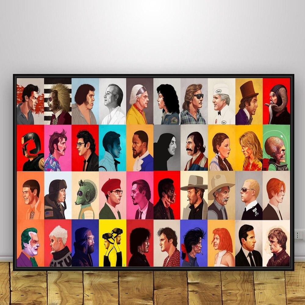 quentin-font-b-tarantino-b-font-clint-eastwood-jim-carrey-art-silk-poster-home-decor-12x18-24x36inch