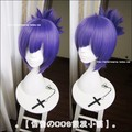 Hot Sale Fashion 35cm Short Purple Synthetic Hair Wigs Seraph Of The End / Owari no Seraph Lacus Welt  Anime Cosplay Wig