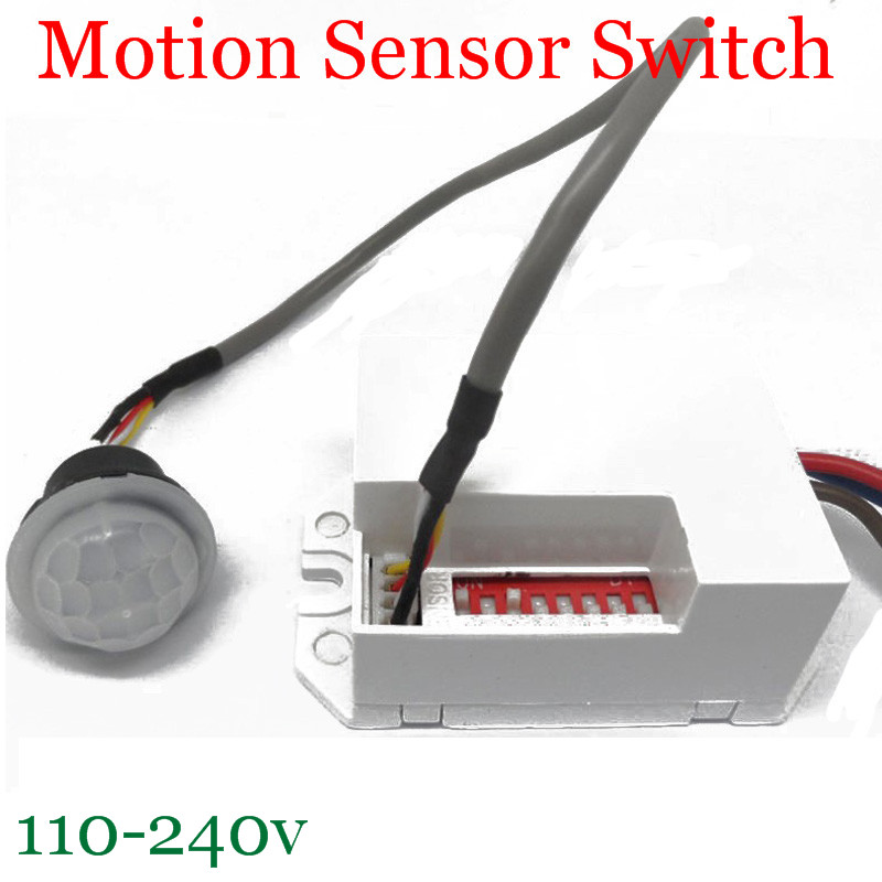High Quality adjustable 110v-240V IR Infrared Module Body Intelligent Sensor Light Motion Sensing Switch CM078 pim pm100cva120 100a intelligent module 1200v to ensure quality smkj