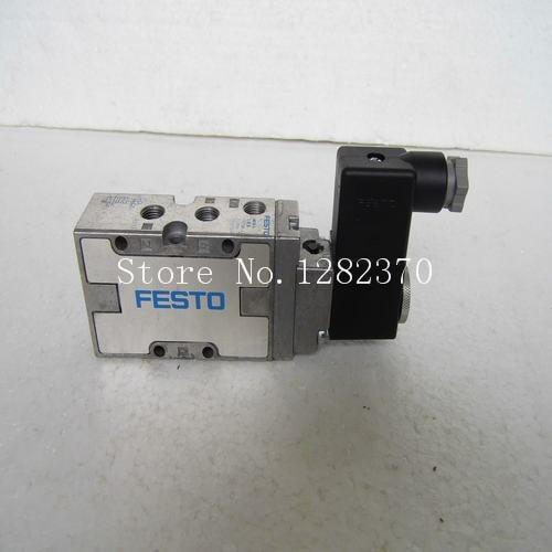 [SA] New original authentic special sales FESTO solenoid valve MFH-5-1 / 8-B containing coil spot --2PCS/LOT [sa] new original authentic special sales festo solenoid valve vl 5 3g d 2 c spot 151848