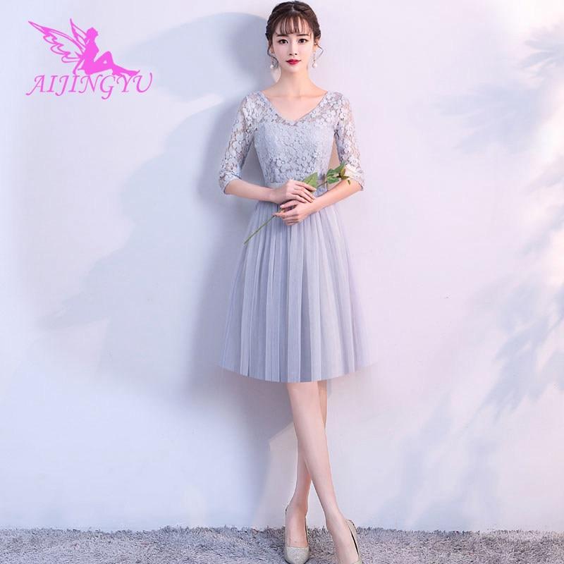 2018 Sexy Elegant Dress Women For Wedding Party Bridesmaid Dresses BN664