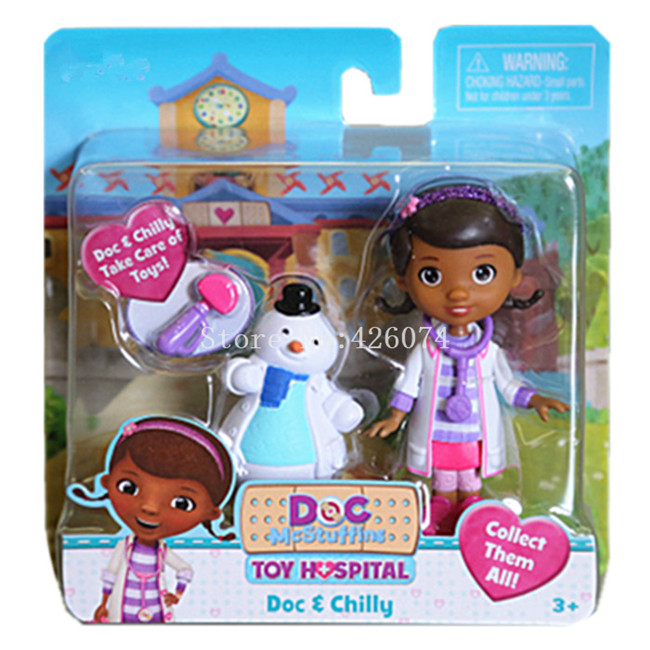 Doc McStuffins Rock Star Doc Figure with Matching Accessories