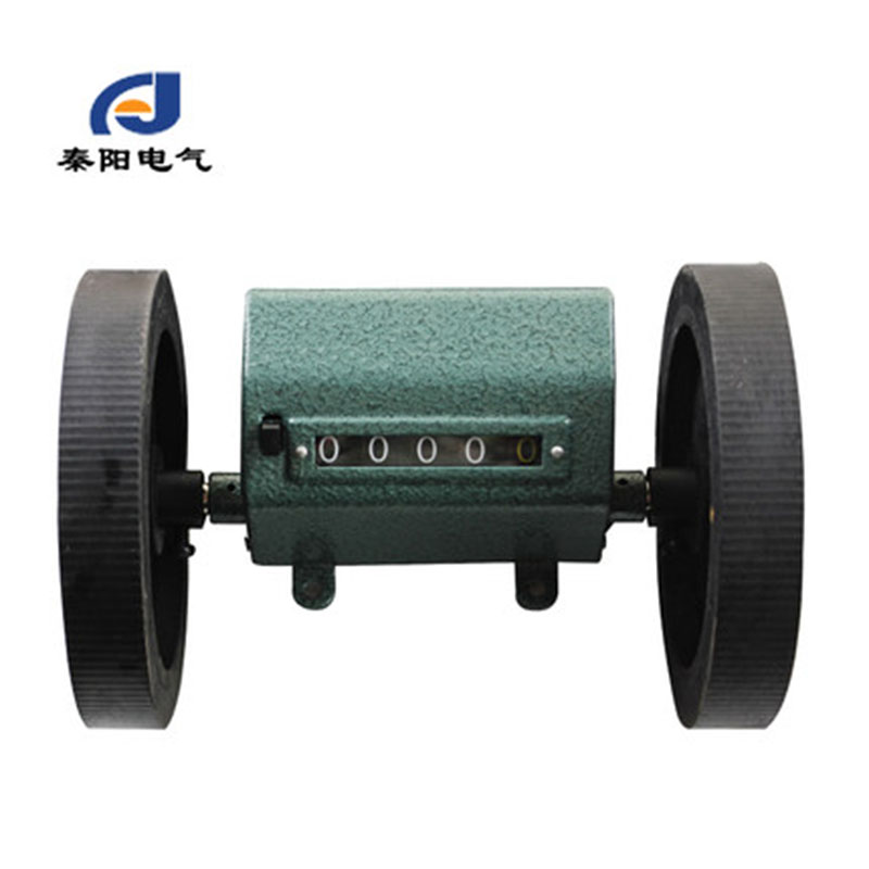 Z96-F Length measure counter Length Counter Meter Counter with Rolling Wheel free shiping z96 f 5 digit meter counter mechanical length measure counter instrument used to measure length