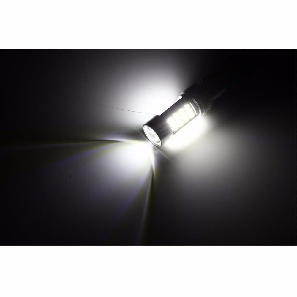 niebla bombillas led coche fuente de luz 12 v, 6000 k