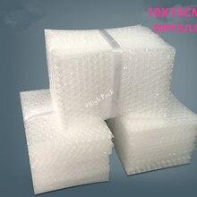 10*15 см 50 шт. 10 мм полиэтиленовый материал De Embalaje пузырьковый защитный мешок обертывание крафт Embalajes Burbujas почтовый пакет
