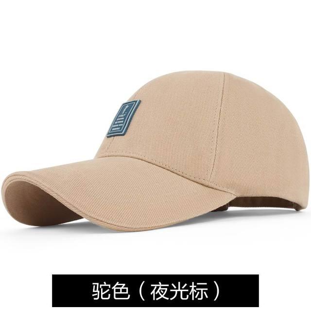 Masculino chapéu da forma boné de beisebol masculino cap esportes ao ar livre masculino primavera e no outono cap chapéu de sol