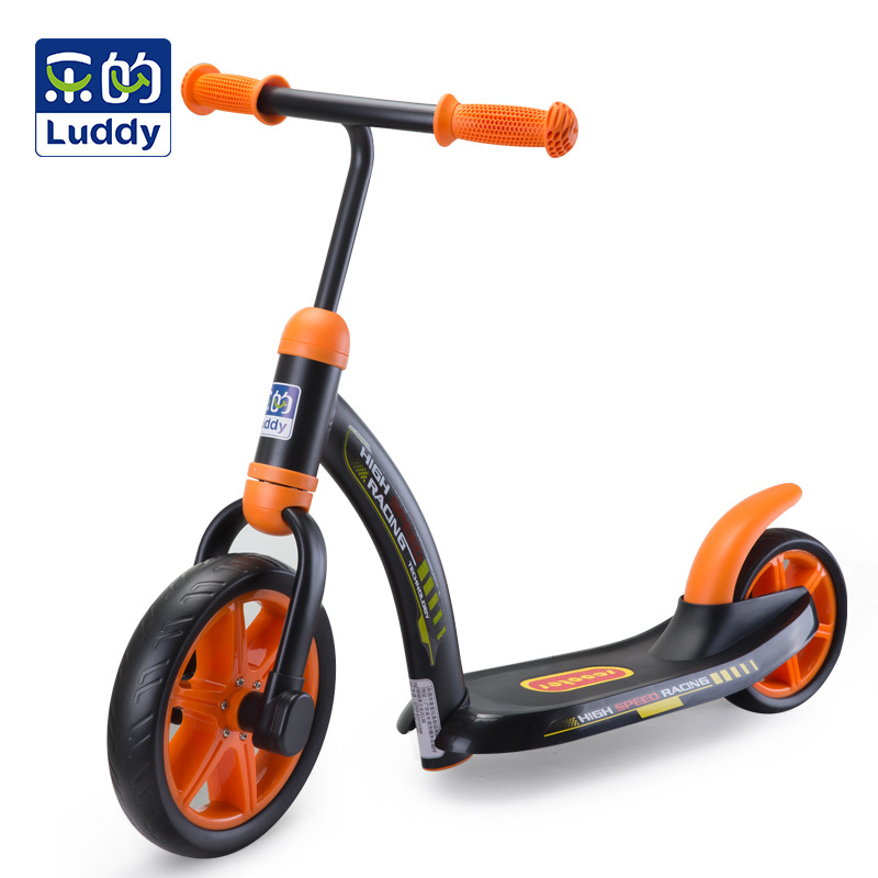 2016 Brand Children Balance Bikes Scooter Foot Pedal Driving Bike Two Wheels Scooters Kids Christmas Gift Outdoor Toys In Kick From