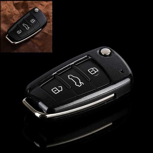 Key Fob Protective Case For Audi A A Q Q TT R A S Case Key - Audi car key