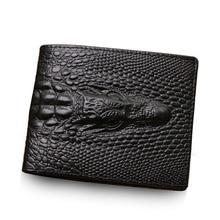 Фотография NEW Fashion Leather wallet men