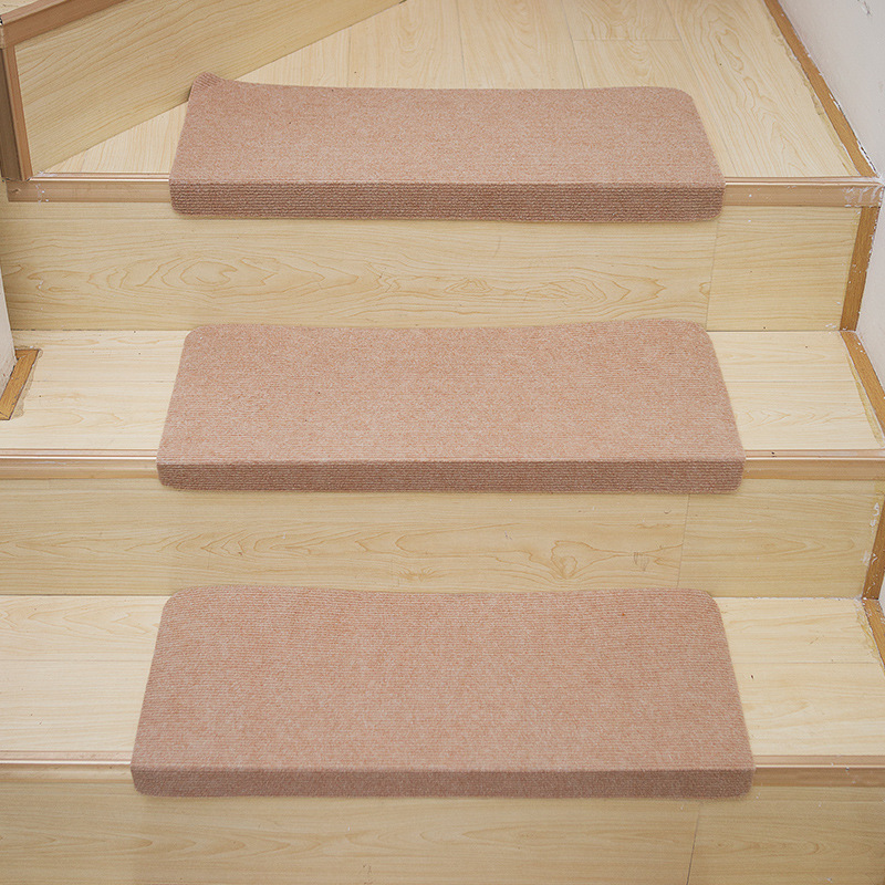 1Pcs Home Luminous Self Adhesive Non Slip Floor Staircase Carpets Flowers  Grass Pattern Stair Treads Protector Mats Decoration In Mat From Home U0026  Garden On ...