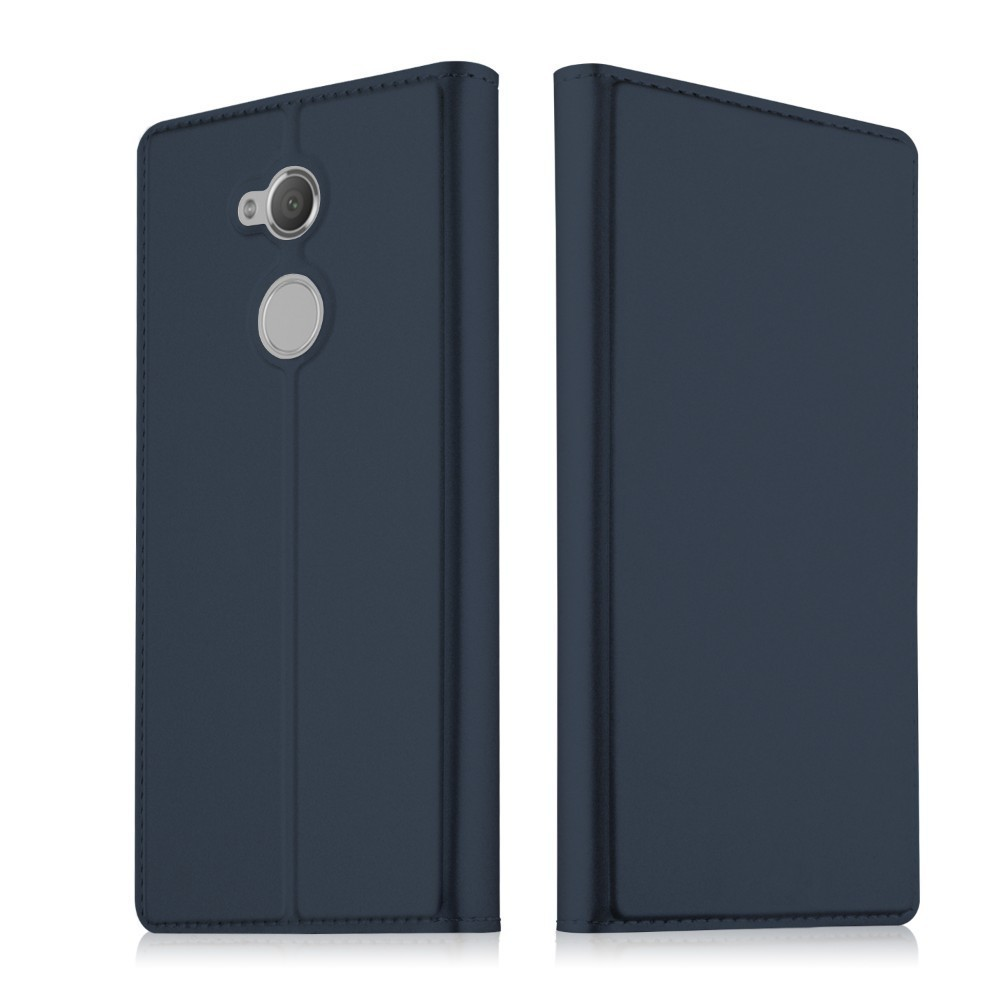 sFor Sony Xperia XA2 Ultra Case XA2 Ultra Cover Lenuo Wallet Stand Card Slot PU Leather Flip Cover sFor Sony XA2 Ultra Case Capa