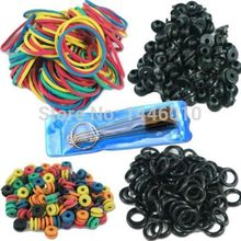 Hot Sales Tattoo Accessories Tattoo Supplies Rubber O-Rings A-bar Grommet Nipple Bands Machine Cleaning Brush Set Free shipping
