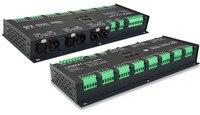 LT 924 OLED; 24CH контроллер dmx; с функцией усилителя сигнала; DC12 24V вход; 3A * 24CH выход
