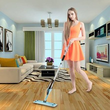 купить 1Pc Multi  Spray Water Spray Mop Hand Wash Plate Mop Home Wood Floor Tile Kitchen Cleaning Tool дешево