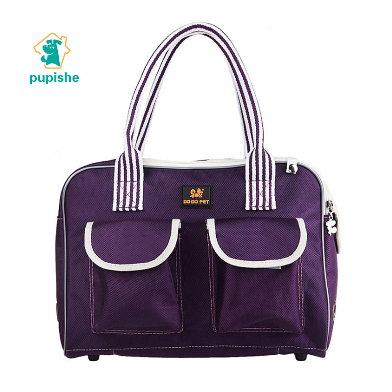 PUPISHE Dog Carrier Bag Pet Sale Pet Size S/M/L Cat Puppy Portable Travel Carrier Tote Bag Handbag Crates Kennel Luggage