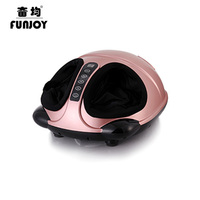 wireless foot massager household fully automatic Infrared foot care machine old man massage foot device heated foot medial