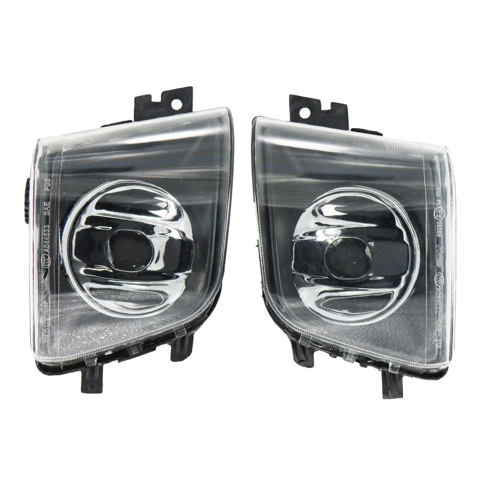 2Pcs Car Light For BMW F01 F02 740i 750i 740Li 750Li 760Li 2009-2013 Car-styling Front Fog Light Fog Lamp стоимость