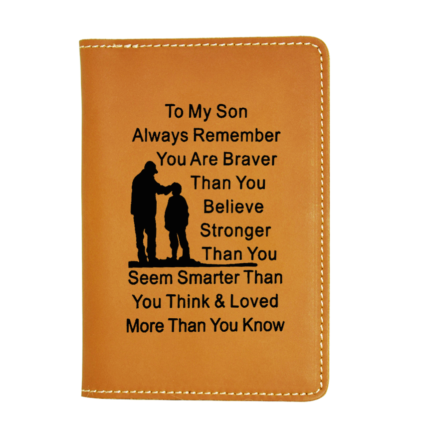 TO MY SON DAD YE