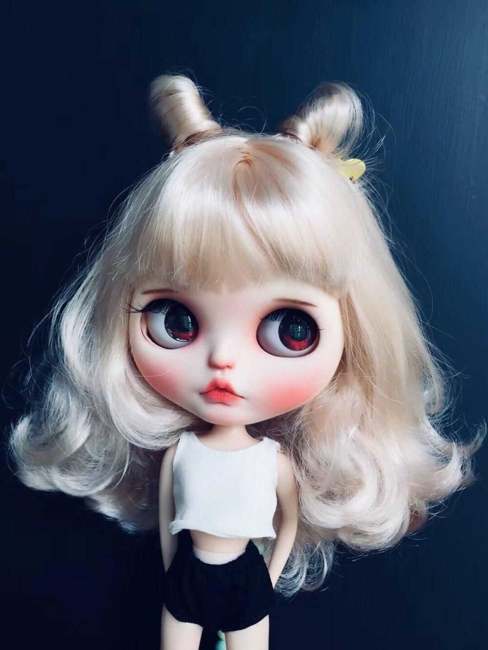 Anpassung puppe DIY Nude blyth puppe Für Mädchen nude puppe 20193 (nicht enthalten kleidung)-in Puppen aus Spielzeug und Hobbys bei  Gruppe 3
