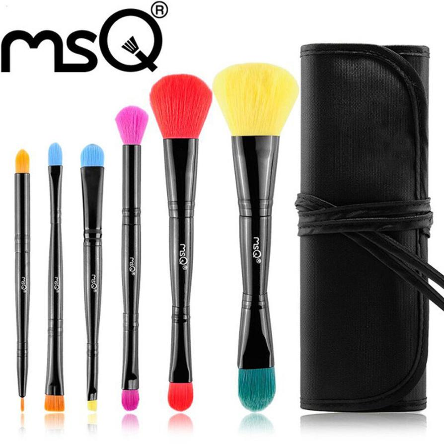 Hot Sale 100% Brand new and high quality Makeup Brush High-Quality Soft Synthetic Hair Cosmetic Brush Bag Beauty Anne rapala bergman bwbo40 sk