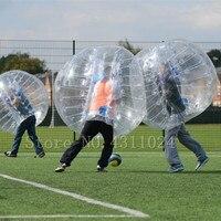 Мм Бесплатная доставка надувные шары для бампербола мм ПВХ 0,8 пузырь футбольный мяч Dia 5' (1.5ft) Человеческий хомяк шар пузырь футбольный мяч Зо