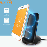Torras Qi Wireless Charger 10W Fast Charger For IPhone 8 8 Plus 5V 2A Charging Holder