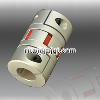 Lower Price Clamp Type 5x8 Jaw Coupling Spide Coupling Elastomer Shaft Coupling Rotex Coupling OD25L34