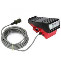 Запчасти для садовых инструментов Магнитная Индукционная педаль управления ногой 14 контактный разъем 7,2 м кабель для Miller TIG сварщика Аппара