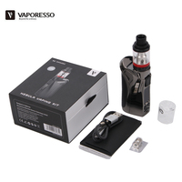 100 Original Vaporesso Nebula Vape Kit 2ml Veco Tank 4mlVeco Plus Atomizer Fit For Box Mod