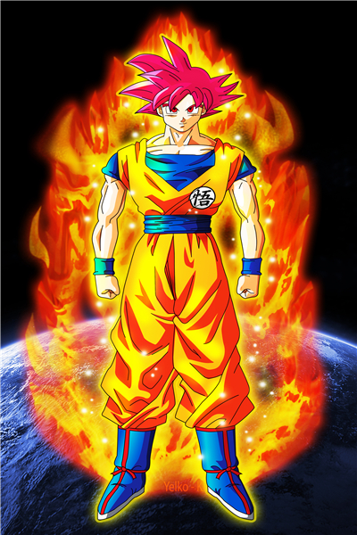 Dragon Ball Posters Dragon Ball Z Stickers Anime Goku ... Dragon Ball Z Goku Super Saiyan 6 Wallpapers
