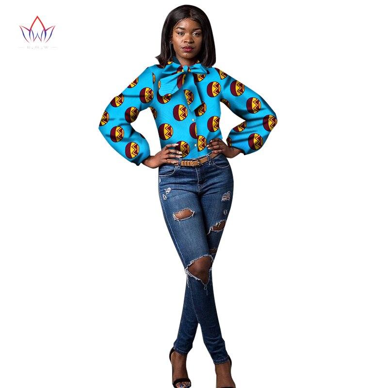 2018 Նոր ժամանող աֆրիկյան մոմի տպագիր - Կանացի հագուստ - Լուսանկար 2