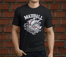 Hot MADBALL Hardcore Rock Band Men's Black T-Shirt Size S-3XL Summer The New Fashion For Short Sleeve Cool xxxtentacion 2018 top(China)