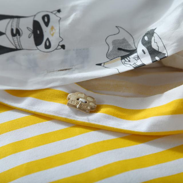 Crib bedding set 100% Cotton fashion cartoon print batman baby duvet/quilt/comforter cover pillowcase bedsheet 3pc sets