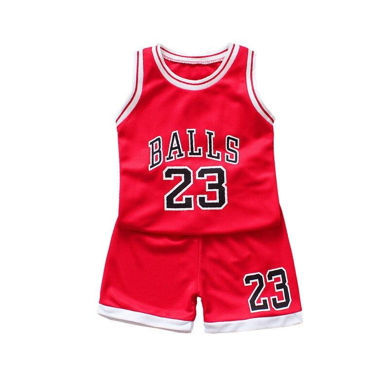 New Summer Child Cotton 2pcs Sets Sports Children Lovely Suit Baby Boys Suit Fashion Children's Clothes Kids